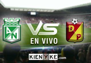 En vivo: Atlético Nacional vs Deportivo Pereira