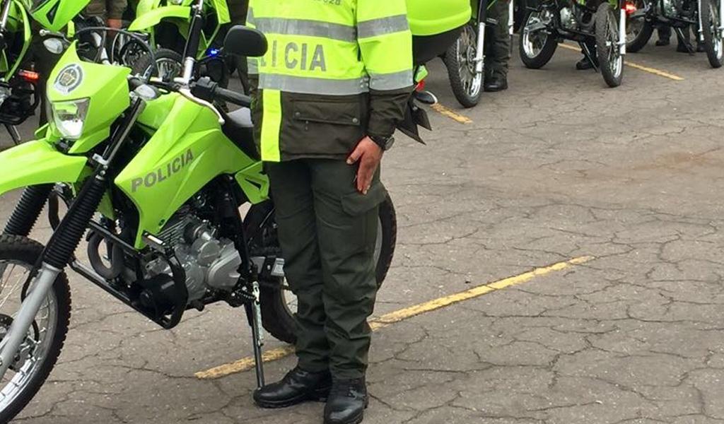 Muere policía en atentado en Nariño