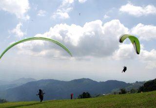 BGD Weightless Open de Parapente llega al Valle del Cauca
