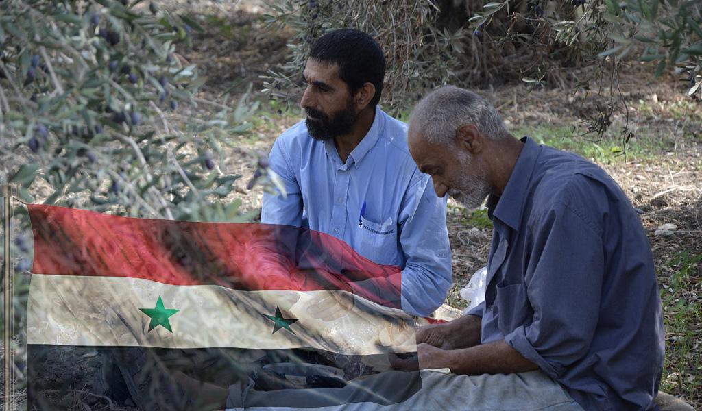 El viacrucis de huir de Siria