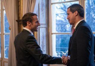 ¿Qué dejó la reunión entre Macron y Guaidó?