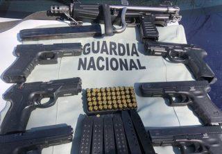 """Lo """"fácil"""" que es conseguir armas de fuego en México"""