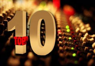 Top 10 de los artistas con mayor número de ventas musicales