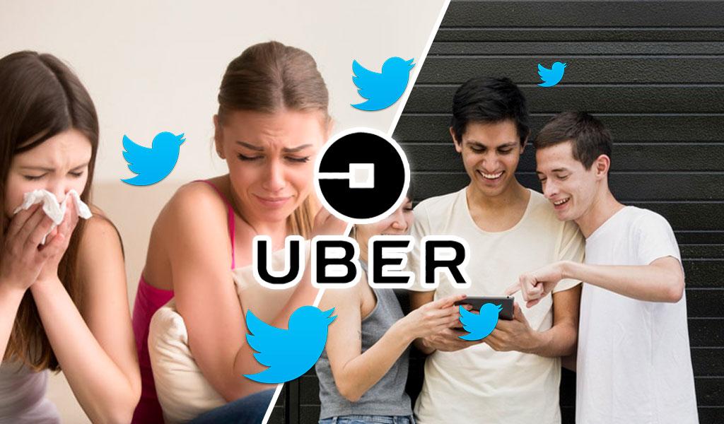 Uber se despide del país y así reaccionan los colombianos