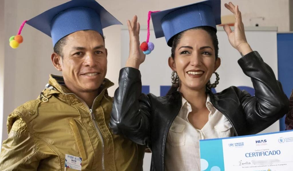 Programa ayuda a refugiados venezolanos en América Latina