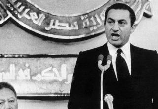 Hosni Mubarak, el hombre que gobernó Egipto por 30 años