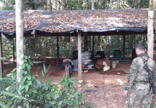 Hallan el laboratorio de coca más grande de Guaviare