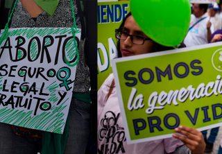 Argumentos en pro y en contra de despenalizar el aborto