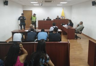 Condenan a los asesinos del fiscal Libreros