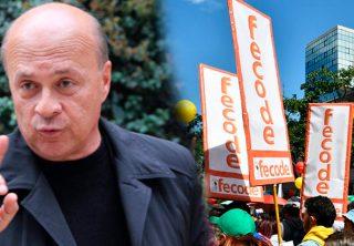 Carlos Antonio Vélez arremetió contra Fecode