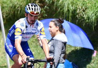 Lo que no vio de Julian Alaphilippe en Tour Colombia 2.1
