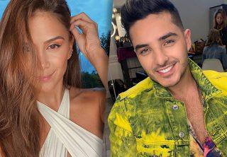 Juanse Quintero revela detalles de su relación con Greeicy