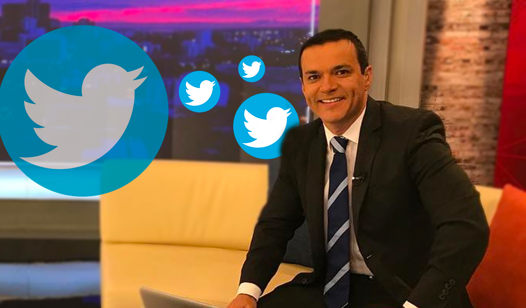 ¿Por qué Juan Diego Alvira es tendencia en las redes sociales?