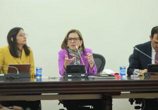 Gobierno radicó borrador de reforma a la Justicia