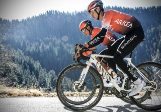 Nairo Quintana rindió en la etapa 1 del Tour de los Alpes