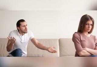 Actos que hacen que la otra persona no quiera una relación