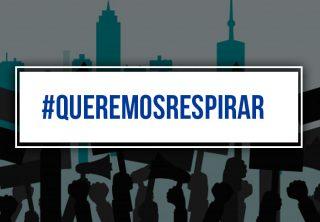 """""""Queremos respirar"""": una solicitud por el aire de Bogotá"""
