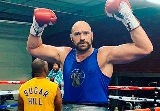 Tyson Fury arrebata el título de pesos pesados a Wilder