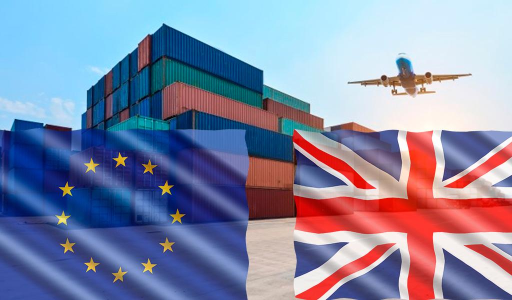 Comercio de Reino Unido 2020