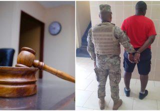 Condenan 4 extranjeros por tráfico de sustancias ilícitas