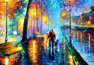 San Valentín: de la sombra a la luz del amor