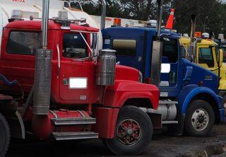 Camioneros contemplan nuevo paro por restricciones
