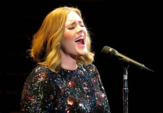 Adele compartió una gran noticia