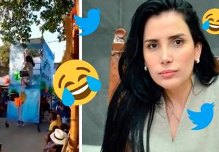 Parodian fuga de Merlano en el Carnaval de Barranquilla