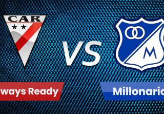 En vivo: Always Ready vs. Millonarios
