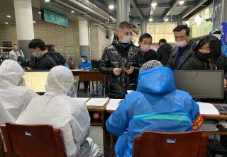 El control social en China para frenar el coronavirus