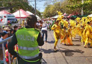 Así se garantizará la seguridad en el Carnaval de Barranquilla