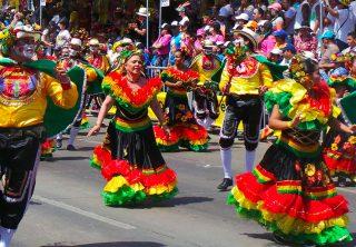 Oficialmente inicia el Carnaval de Barranquilla