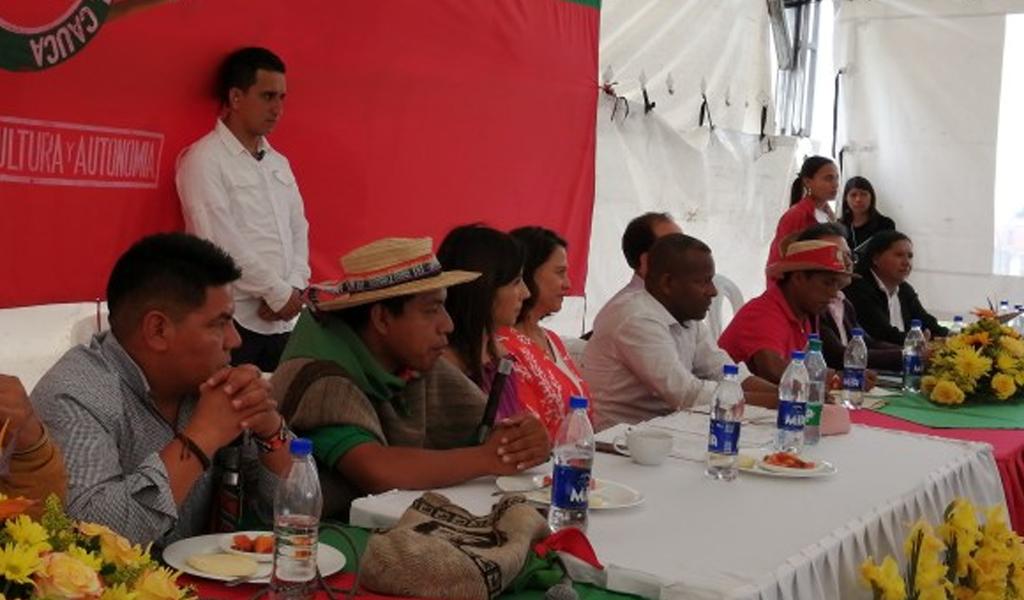 Cabildos indígenas se pronunciaron frente a anuncio de Eln
