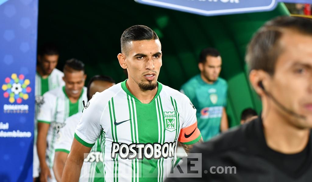 ¿Daniel Muñoz para Palmeiras?