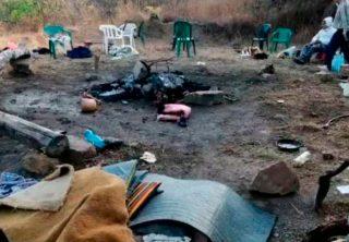22 personas intoxicadas en ritual de sanación en Santander