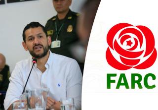 Partido Farc renunciaría a esquemas de seguridad de la UNP