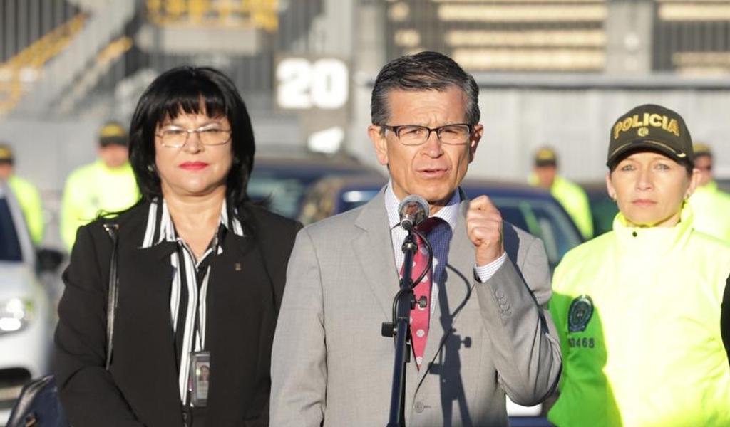 Secretario de seguridad, Hugo Acero, paro armado, Colombia, seguridad
