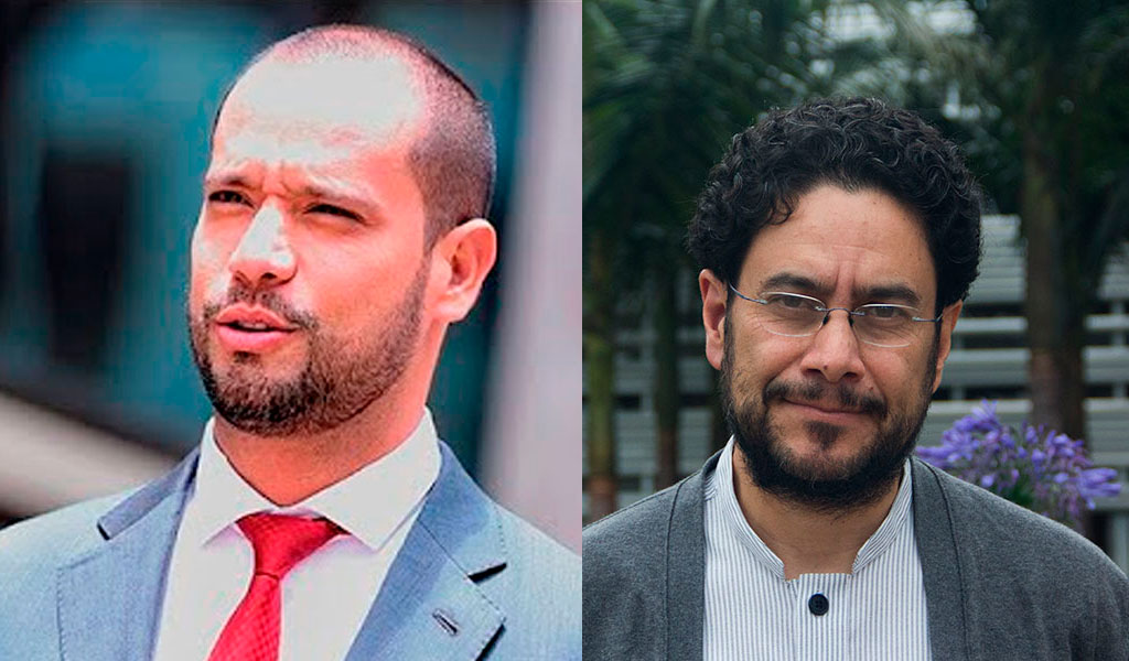 Iván Cepeda pide la captura preventiva de Diego Cadena
