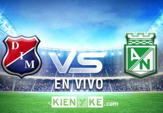 En Vivo: Independiente Medellín vs. Atlético Nacional