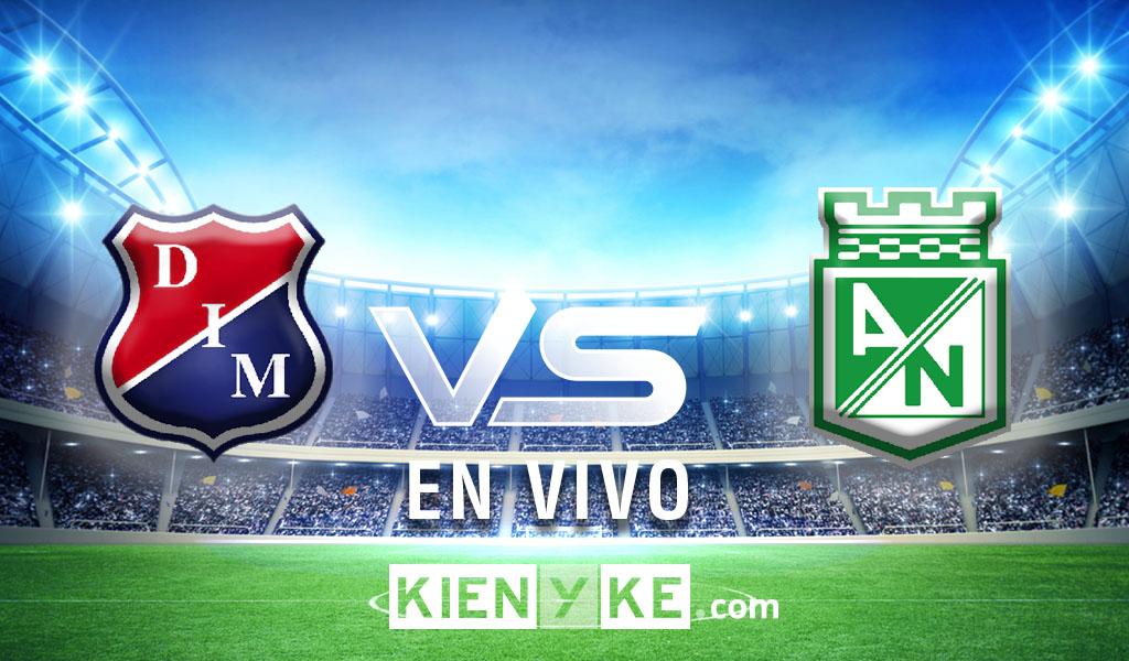 EN VIVO: Medellín vs Atlético Nacional | Liga BetPlay | Fecha 6 | hoy |