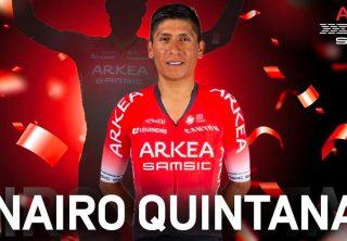 El Tour de los Alpes tiene nuevo líder: Nairo Quintana