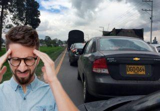 Movilidad en la sabana de Bogotá, un dolor de cabeza diario