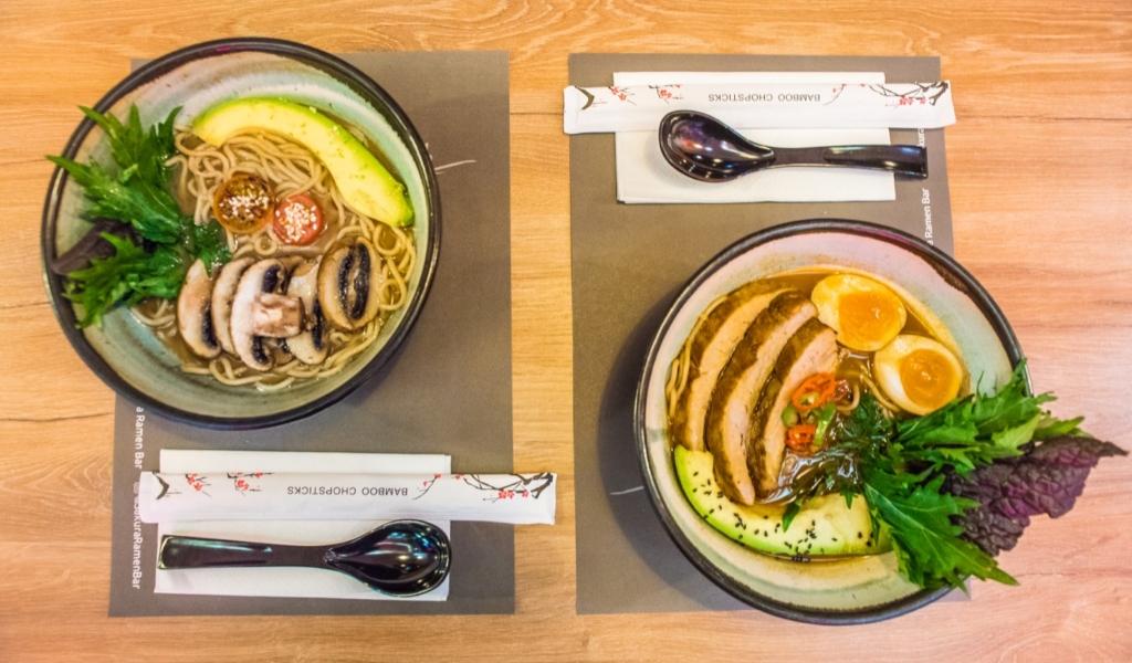 La nueva alternativa para la comida fusión