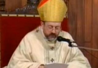 Storni, un arzobispo condenado que no estuvo en la cárcel