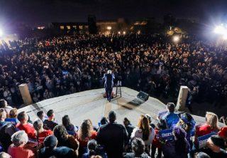 Sanders se impone en Nevada gracias al voto latino
